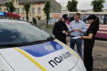 Les amendes pour violation du code routier sont augmentés jusqu'à 40 000 hryvnias