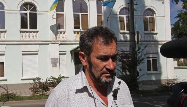 Активисту Смедляеву присудили максимальный штраф за «митинг» возле ФСБ в Крыму