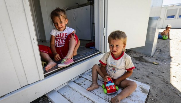 More than half of Donbas children live in poverty – UNICEF