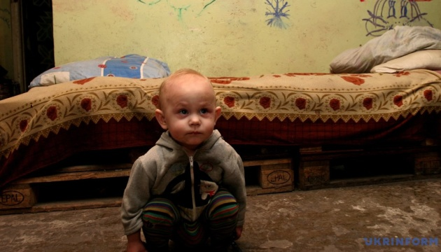 Number of children in need of humanitarian aid doubled in Ukraine over last year – UNICEF