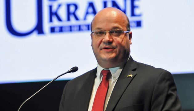 Ambassador: the most important task is to keep trust in Ukraine