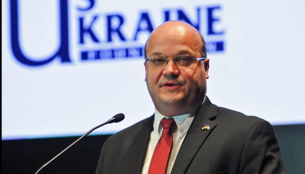 Ukraine's Ambassador to U.S. warns about fake Facebook account on his behalf