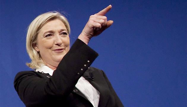 Украина не запрещала въезд Ле Пен чтобы не портить имидж - источник