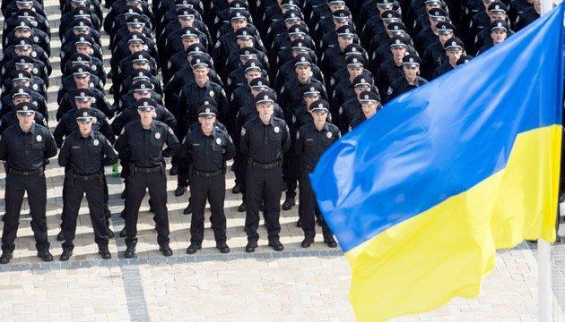 В Киеве и Одессе стартовал новый набор в полицию