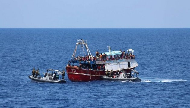 ЕС продлил операцию по противодействию нелегальным мигрантам до конца 2018 года