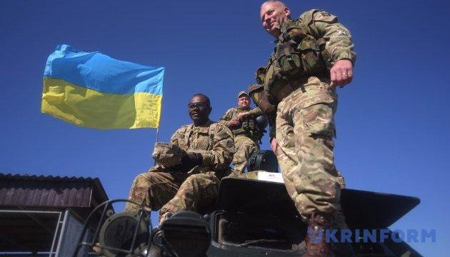 Президент подав Раді проект закону про допуск в Україну іноземних військ