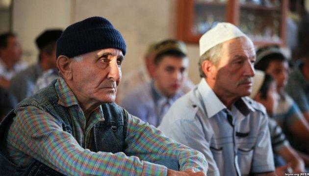 Крымские татары будут бойкотировать выборы президента РФ