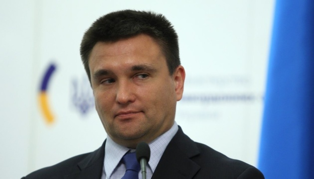 FM Klimkin: Ukraine to continue participating in UN peacekeeping operations
