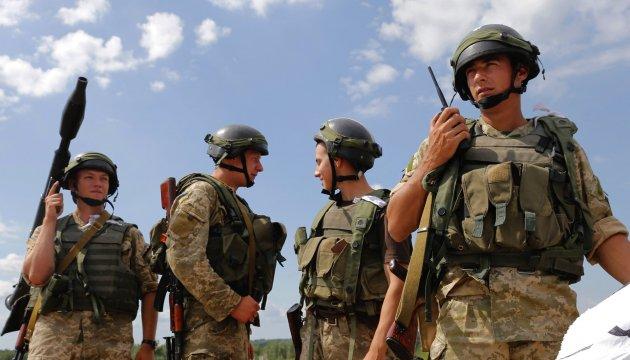 У навчаннях Репід Трайдент-2017 візьмуть участь близько 3,5 тисяч військових
