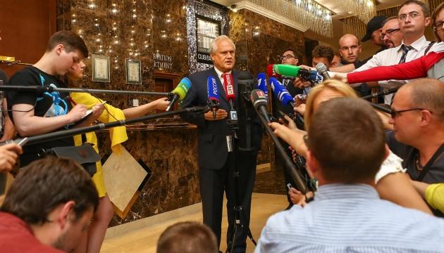 ОБСЕ требует вывести оружие из жилых районов на Донбассе