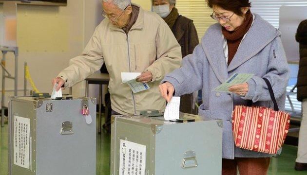 Японія обирає парламент