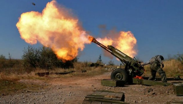 Militants launch 72 attacks on Ukrainian troops in last day