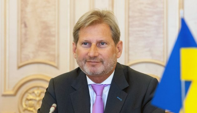 Johannes Hahn says he sees no obstacles for giving Ukraine visa-free regime