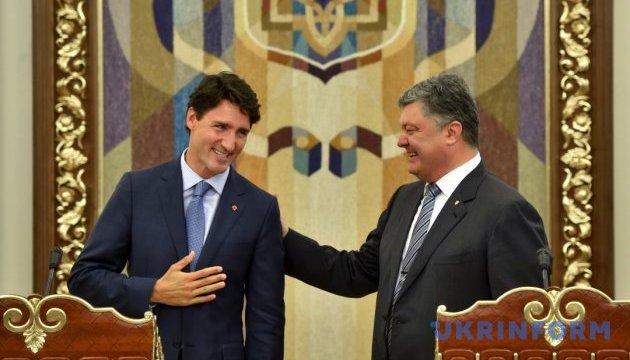 Канада продовжує стояти пліч-о-пліч з Україною - Трюдо