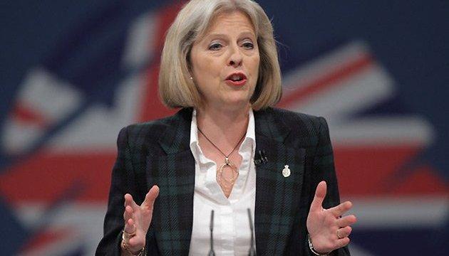 Британія вестиме спільну з ЄС міжнародну політику й після Brexit - Мей