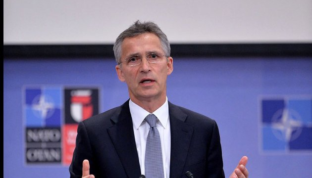Stoltenberg: NATO doors opened for Ukraine