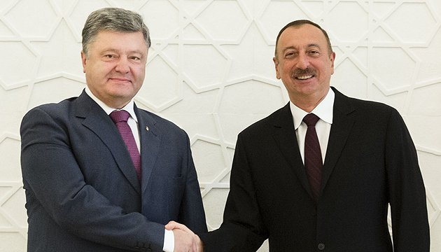 Kyiv, Baku to enhance cooperation during Ukraine's membership of UN Security Council