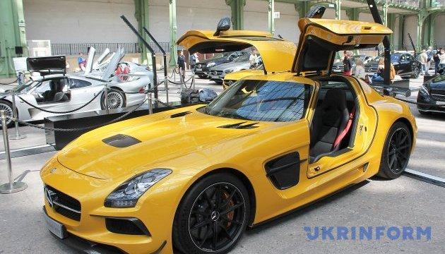 Українці купують більш дорогі автівки, ніж росіяни