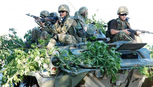 В Україні починаються військові навчання