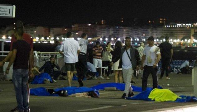 Количество жертв теракта в Ницце выросло до 80, 18 человек в реанимации
