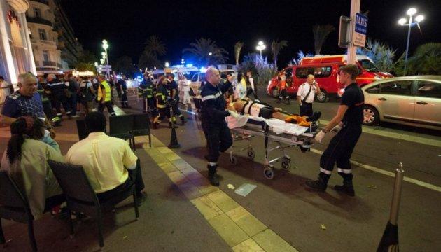 Спецназ затримав підозрюваних у причетності до теракту в Ніцці