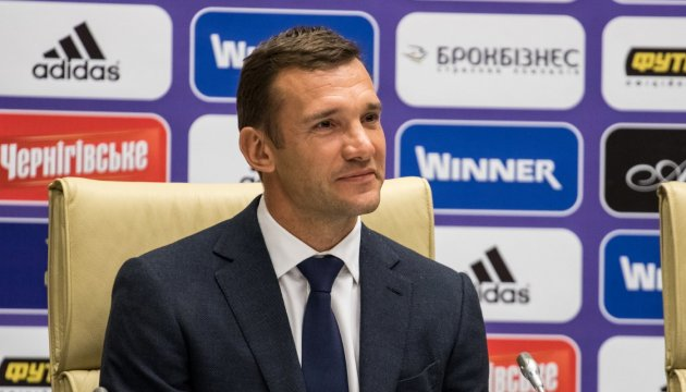 Andriy Shevchenko becomes head coach of Ukraine's national football team