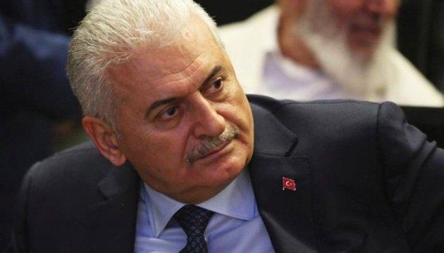 Премьер Турции объявил