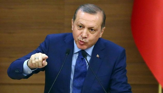 Ердоган каже, що Євросоюз не виконав обіцянку