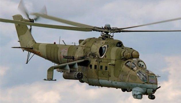 У Сирії збили вертоліт ЗС Туреччини - ЗМІ