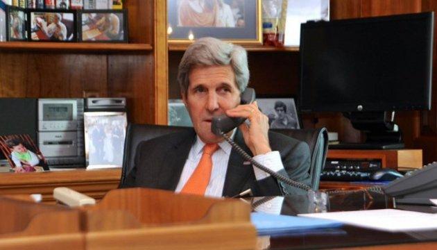 Керри отправляется в Евросоюз, где обсудит в том числе, ситуацию в Украине