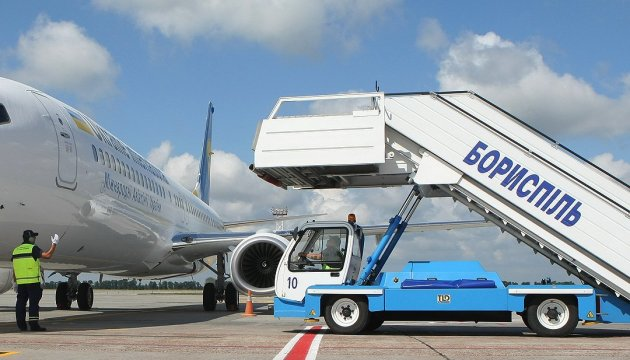 Boryspil Airport may resume operation of terminal F to accept low-cost flights