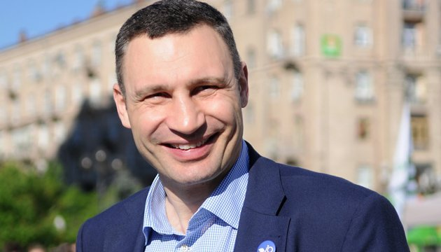 Kyiv's Mayor Klitschko offers Japan long-term investment projects