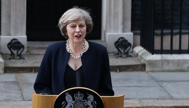 Зміна лідера Британії може зупинити Brexit — Мей