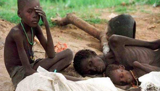 Почти 1,4 млн детей могут умереть от голода в этом году - ЮНИСЕФ