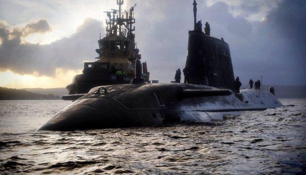 Британские подлодки подойдут на расстояние ракетного удара по Сирии - СМИ