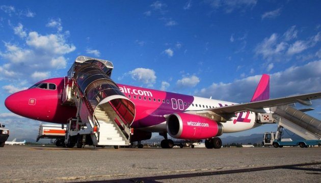 Wizz Air launches new routes from Kyiv to Hanover and Wroclaw