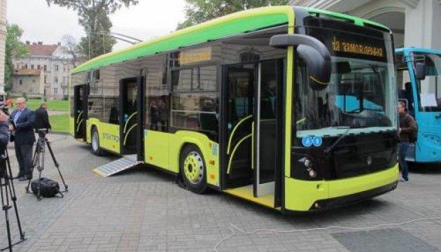 У Києві з'являться нові 12-метрові тролейбуси «Богдан»