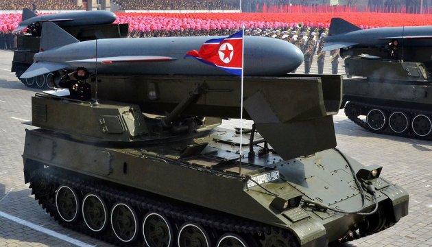 Штати запровадили санкції проти Росії й Китаю за допомогу КНДР