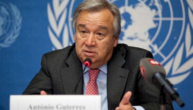 Генсек ООН закликав світ об'єднатися, аби подолати загрози
