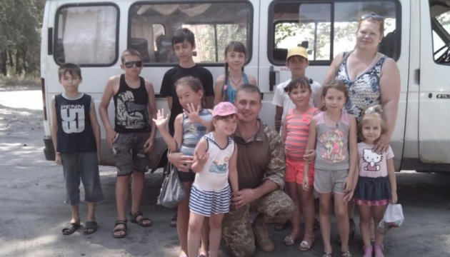 Ukrainian Social Policy Ministry: Twenty children of ATO fighters go to Turkmenistan for vacations