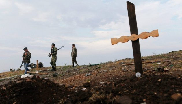 One Ukrainian serviceman killed, two wounded in Donbas