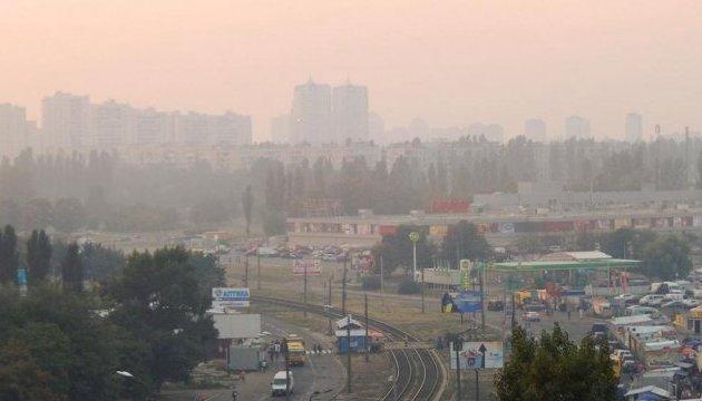 Лікарі у Києві не знають, чи пов'язана більша кількість звернень зі смогом