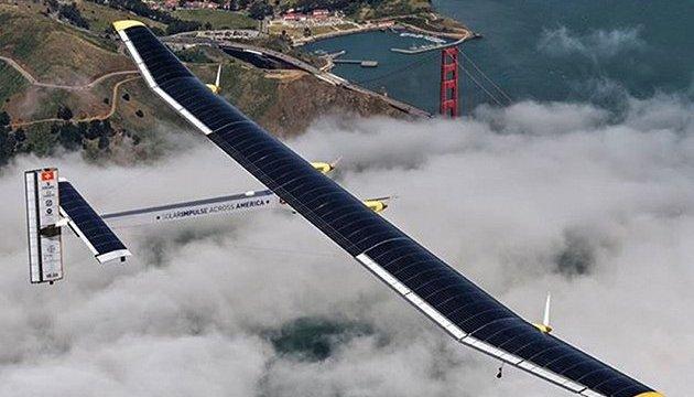 «Солнечный» самолет Solar Impulse 2: невозможное возможно
