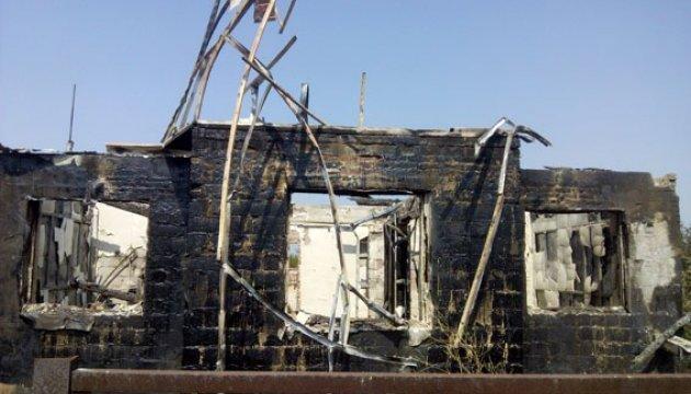 Авдеевка: Жебривский говорит, что террористы обещают временно прекратить огонь