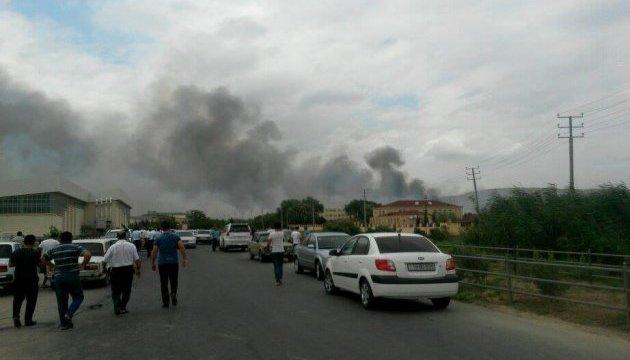 В Баку в кафе прогремел взрыв, двое погибших