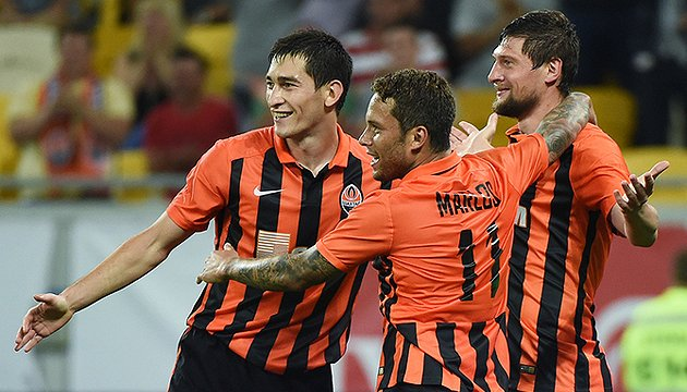 Shaktar Donetsk reach group stage of Europa League