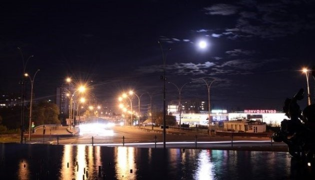 Sumy city obtains 850 energy saving street lamps from UNDP