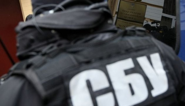 Офицера контрразведки задержали на взятке