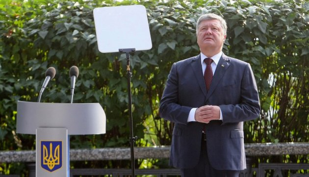 President Poroshenko received US Ambassador, Italian Ambassador who complete their diplomatic missions in Ukraine