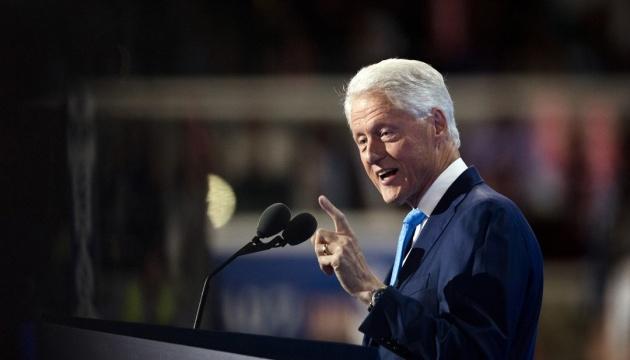 Речник Білла Клінтона розповів про його стан у лікарні
